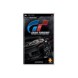 Gran Turismo - Usado - PSP