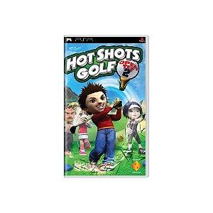 Hot Shots Golf Open Tee 2 - Usado - PSP