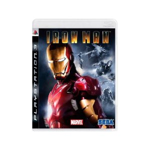 Iron Man - Usado - PS3