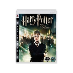 Harry Potter and the Order of the Phoenix - Usado - PS3