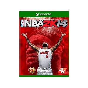 NBA 2K14 - Usado - Xbox One