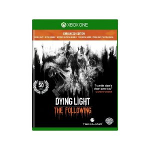 Dying Light The Following Enhanced Ed. - Usado - Xbox One