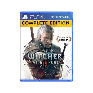 The Witcher 3 Wild Hunt (Complete Edition) - Usado - PS4