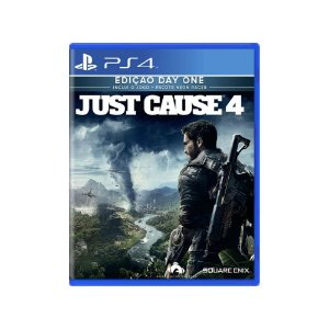 Just Cause 4 - Usado - PS4