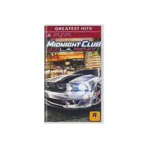 Midnight Club LA Remix - Usado - PSP