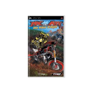 MX vs ATV On the Edge (Sem Capa) - Usado - PSP