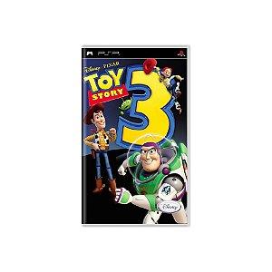 Toy Story 3 (Sem Capa) - Usado - PSP