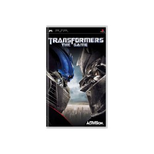 Transformers The Game - Usado - PSP