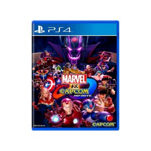 Marvel Vs Capcom Infinite - Usado - PS4