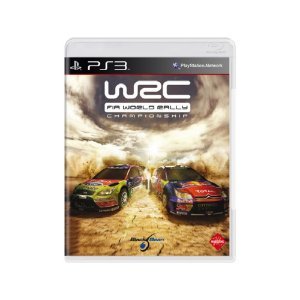 WRC FIA World Rally Championship - Usado - PS3