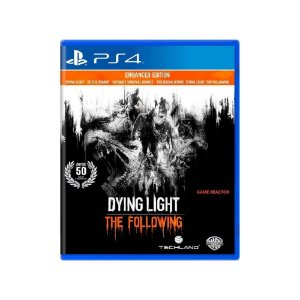Dying Light The Following (Enhanced Edition) - Usado - PS4