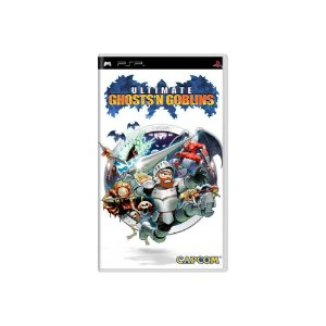 Ultimate Ghosts 'n Goblins (Sem Capa) - Usado - PSP
