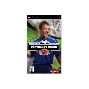 World Soccer Winning Eleven 9 - Usado - PSP