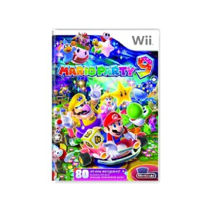 Mario Party 9 (Europeu) - Usado - Wii