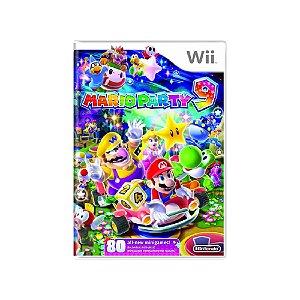 Mario Party 9 - Usado - Wii