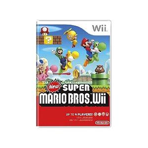 New Super Mario Bros - Usado - Wii