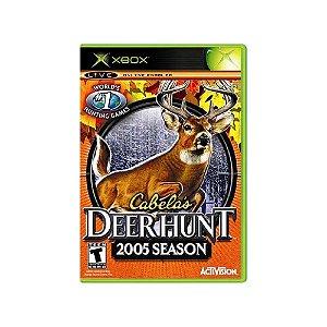 Cabela's Deer Hunt 2005 Season - Usado - Xbox