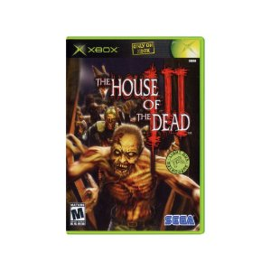The House of the Dead III - Usado - Xbox