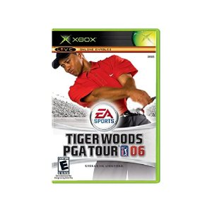 Tiger Woods PGA Tour 06 - Usado - Xbox