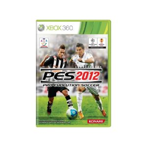 Pro Evolution Soccer 2012 (PES 12) - Usado - Xbox 360