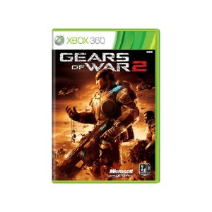 Gears of War 2 - Usado - Xbox 360