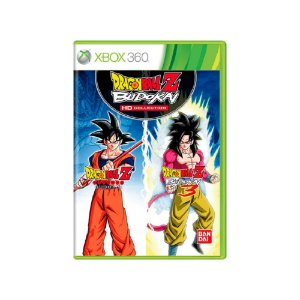 Dragon Ball Z Budokai HD Collection - Usado - Xbox 360