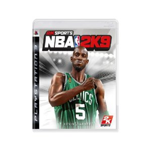 NBA 2K9 - Usado - PS3