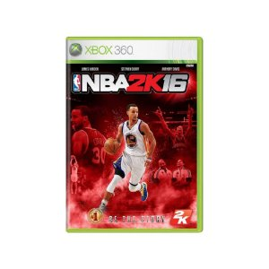 NBA 2K16 - Usado - Xbox 360