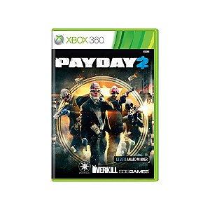 Payday 2 - Usado - Xbox 360