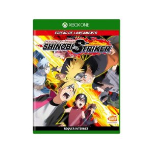 Naruto to Boruto Shinobi Striker - Usado - Xbox One