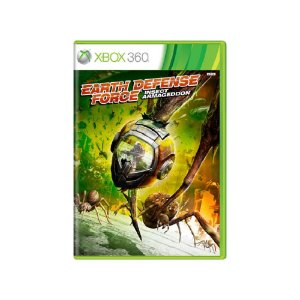 Earth Defense Force Insect Armageddon - Usado - Xbox 360