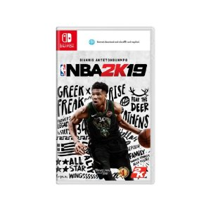 NBA 2K19 - Usado - Switch