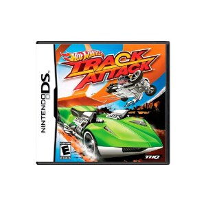 Hot Wheels Track Attack (Sem Capa) - Usado - DS