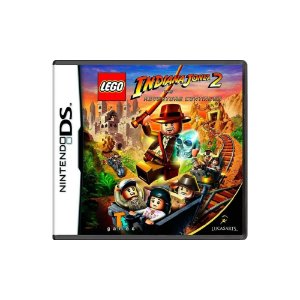 LEGO Indiana Jones 2 The Adventure C. (Sem Capa) - Usado - DS