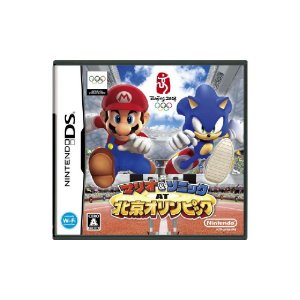 Mario & Sonic at the Olympic Games JPN (Sem Capa) Usado - DS