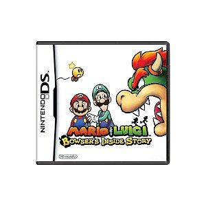 Mario & Luigi Bowser's Inside Story (Sem Capa) - Usado - DS