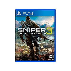 Sniper Ghost Warrior 3 - Usado - PS4