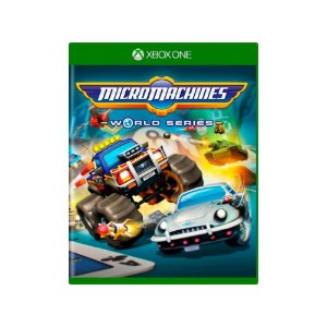 Micro Machines World Series - Usado - Xbox One