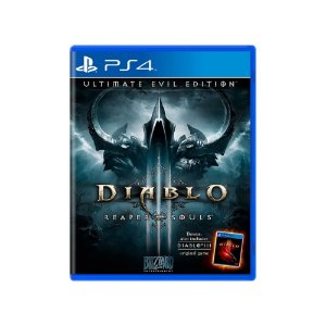 Diablo III Reaper of Souls - Usado - PS4