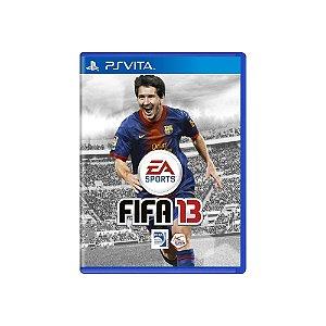 FIFA 13 - Usado - PS Vita