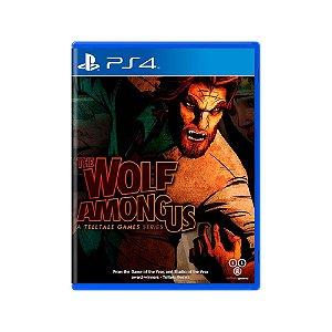 The Wolf Among Us - Usado - PS4