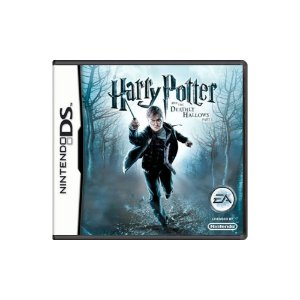 Harry Potter and the Deathly Hallows Part 1 - Usado - DS