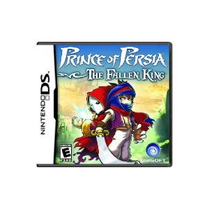 Prince of Persia The Fallen King - Usado - DS
