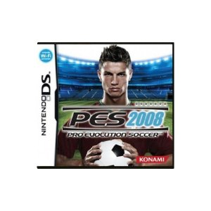 Pro Evolution Soccer 2008 (PES 08) - Usado - DS