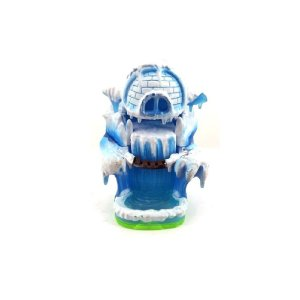 Boneco Skylanders Spyro's Adventure Empire of Ice - Usado