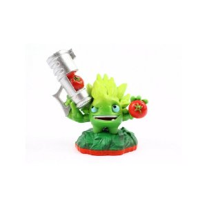 Boneco Skylanders Trap Team Food Fight - Usado