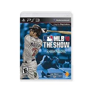 MLB 10 The Show - Usado - PS3