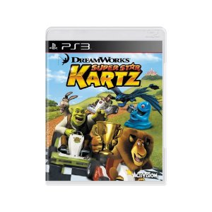 DreamWorks Super Star Kartz - Usado - PS3