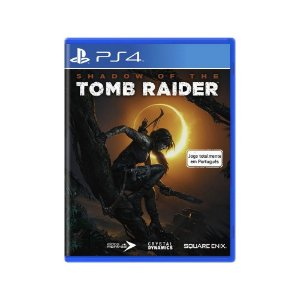 Shadow of the Tomb Raider - Usado - PS4