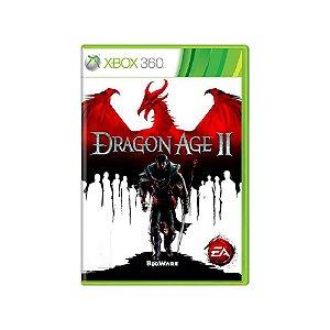 Dragon Age II - Usado - Xbox 360